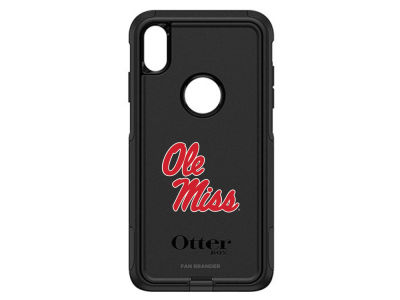 Ole Miss Rebels OtterBox iPhone XS Max Commuter Case