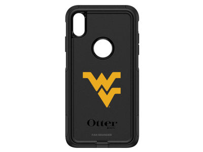 West Virginia Mountaineers OtterBox iPhone XS Max Commuter Case