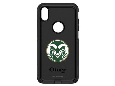 Colorado State Rams OtterBox iPhone XS Max Commuter Case