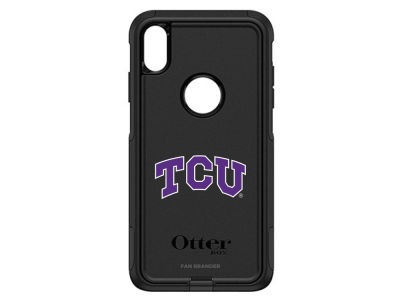 Texas Christian Horned Frogs OtterBox iPhone XS Max Commuter Case