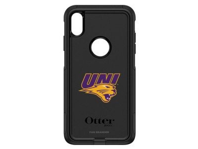 Northern Iowa Panthers OtterBox iPhone XS Max Commuter Case