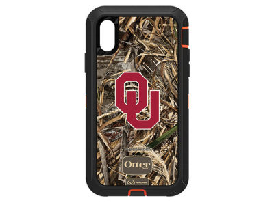 Oklahoma Sooners OtterBox iPhone XR Defender Case