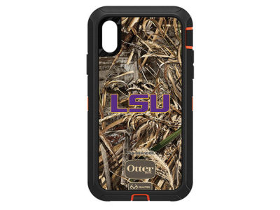 LSU Tigers OtterBox iPhone XR Defender Case