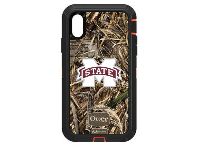 Mississippi State Bulldogs OtterBox iPhone XR Defender Case