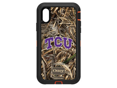 Texas Christian Horned Frogs OtterBox iPhone XR Defender Case