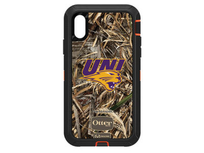 Northern Iowa Panthers OtterBox iPhone XR Defender Case