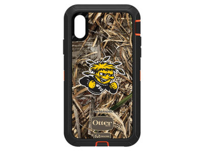 Wichita State Shockers OtterBox iPhone XR Defender Case