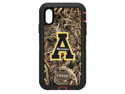 Appalachian State Mountaineers OtterBox iPhone XR Defender Case