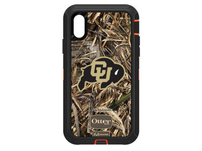 Colorado Buffaloes OtterBox iPhone XR Defender Case