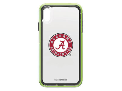 Alabama Crimson Tide LifeProof iPhone XS Max Slam Case