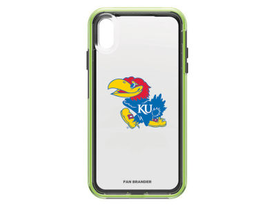 Kansas Jayhawks LifeProof iPhone XS Max Slam Case