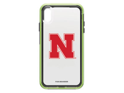 Nebraska Cornhuskers LifeProof iPhone XS Max Slam Case