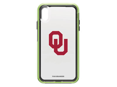 Oklahoma Sooners LifeProof iPhone XS Max Slam Case