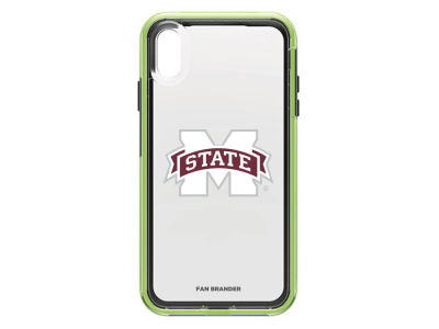 Mississippi State Bulldogs LifeProof iPhone XS Max Slam Case