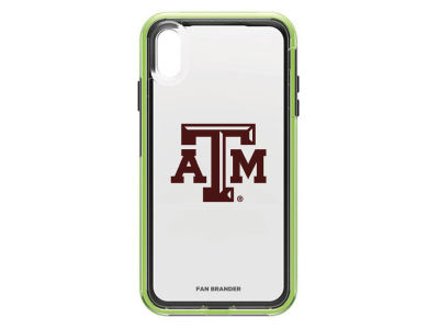 Texas A&M Aggies LifeProof iPhone XS Max Slam Case