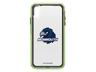 Monmouth University LifeProof iPhone XS Max Slam Case
