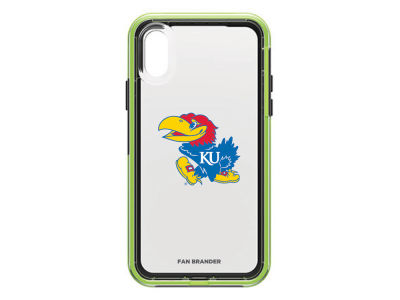 Kansas Jayhawks LifeProof iPhone XS/X Max Slam Case