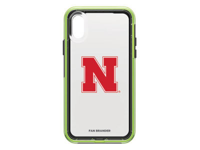 Nebraska Cornhuskers LifeProof iPhone XS/X Max Slam Case