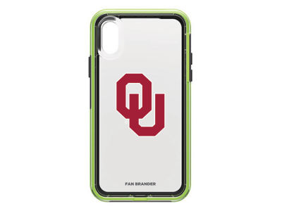 Oklahoma Sooners LifeProof iPhone XS/X Max Slam Case