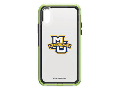 Marquette Golden Eagles LifeProof iPhone XS/X Max Slam Case