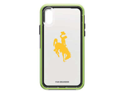 Wyoming Cowboys LifeProof iPhone XS/X Max Slam Case