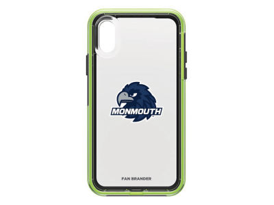Monmouth University LifeProof iPhone XS/X Max Slam Case