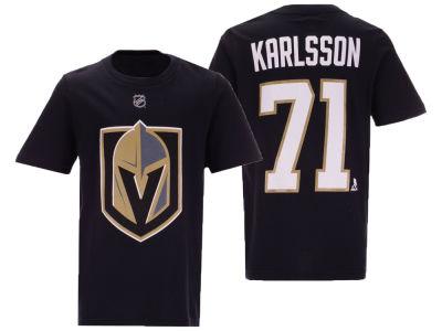 Vegas Golden Knights William Karlsson Outerstuff NHL Youth Player T-Shirt 246a8d838cbd