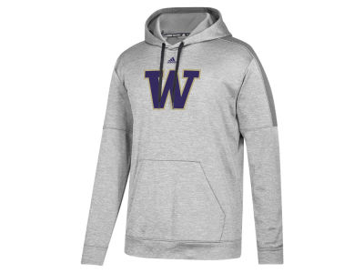 Washington Huskies adidas NCAA Men's Team Issue Primary Pride Hooded Sweatshirt