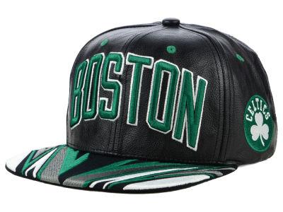 Boston Celtics Mitchell   Ness NBA Rapid Snapback Cap f0f5204baf7
