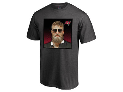 Tampa Bay Buccaneers Ryan Fitzpatrick Majestic NFL Men s Fitz Photo T-Shirt cdd38eb311a
