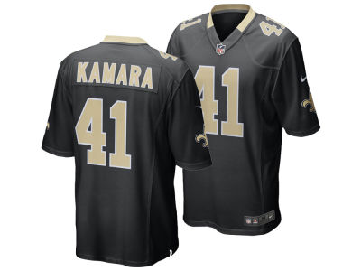 New Orleans Saints Alvin Kamara Nike NFL Kids Game Jersey