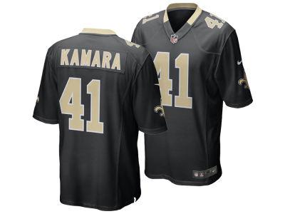 28f22917e New Orleans Saints Alvin Kamara Nike NFL Kids Game Jersey