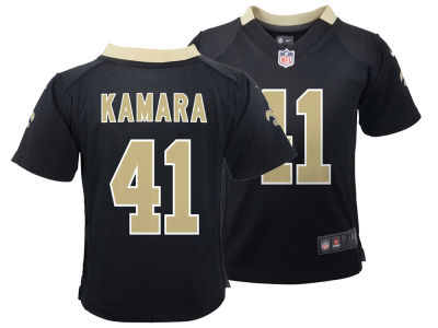 New Orleans Saints Alvin Kamara Nike NFL Infant Game Jersey