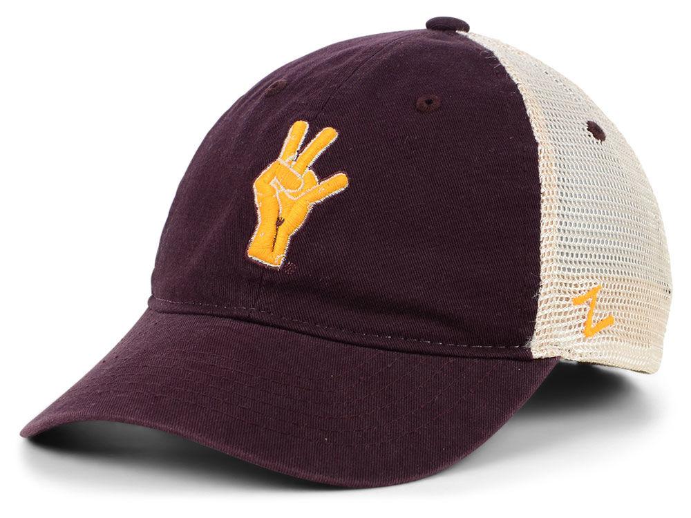 Arizona State Sun Devils Zephyr NCAA University Mesh Cap  893b441692d0