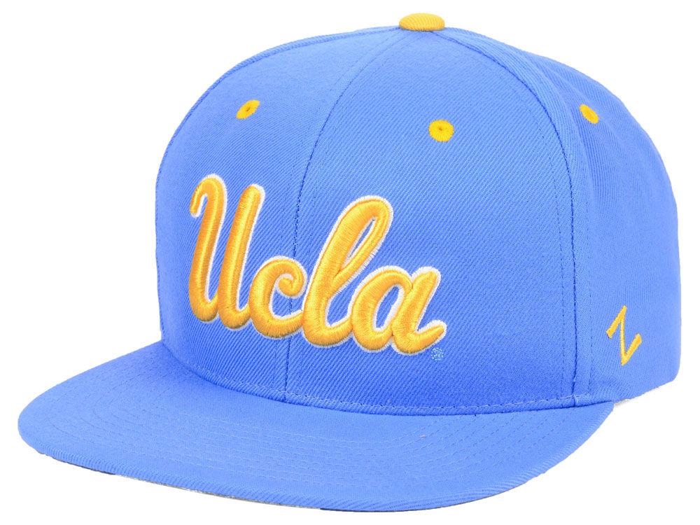 69dc5625913 UCLA Bruins Zephyr NCAA Core Snapback Cap