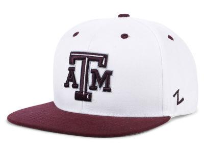 7c5009c5a30 Texas A M Aggies Zephyr NCAA Core Snapback Cap