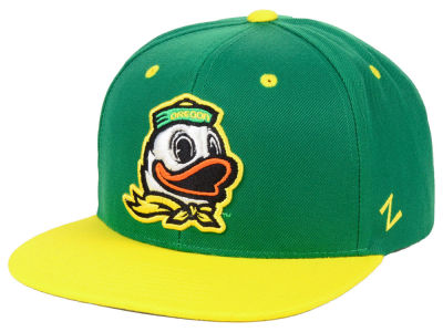 Oregon Ducks Zephyr NCAA Core Snapback Cap