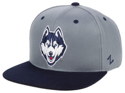 Connecticut Huskies Zephyr NCAA Core Snapback Cap