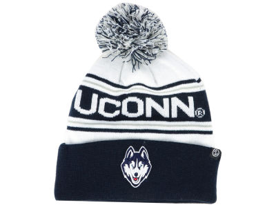 Connecticut Huskies Zephyr NCAA Artic Finish Pom