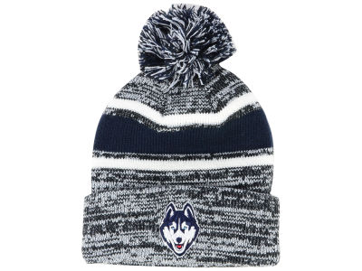 Connecticut Huskies Zephyr NCAA Granite Pom Knit