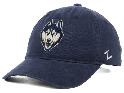 Connecticut Huskies Zephyr NCAA Scholarship Adjustable Hat