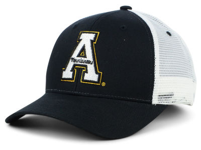 Appalachian State Mountaineers Zephyr NCAA Big Rig Mesh Cap