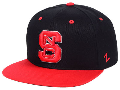North Carolina State Wolfpack Zephyr NCAA Core Snapback Cap