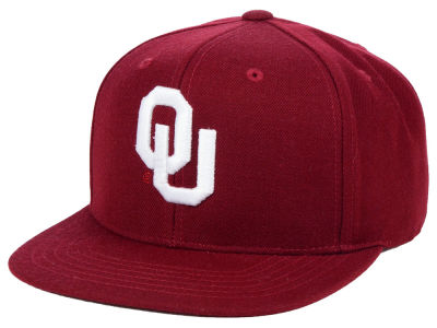 Oklahoma Sooners Top of the World NCAA Township Snapback Cap