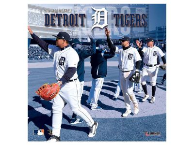 Detroit Tigers 2019 12x12 Wall Calendar