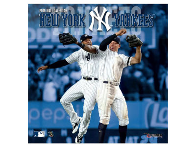 New York Yankees 2019 12x12 Wall Calendar