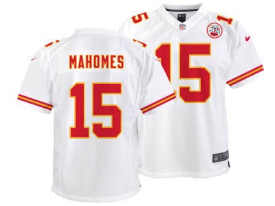Kansas City Chiefs Pat Mahomes Nike NFL Youth Game Jersey 1a367f0c7