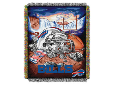 Buffalo Bills The Northwest Company Home Field Advantage Tapestry Throw Blanket