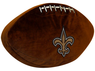 New Orleans Saints The Northwest Company 3D Sports Pillow