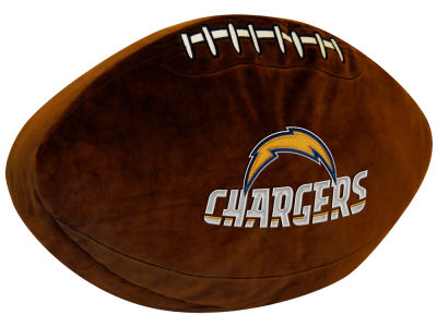 Los Angeles Chargers The Northwest Company 3D Sports Pillow